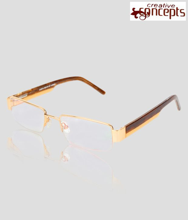 Concepts Charming Gold Eyewear