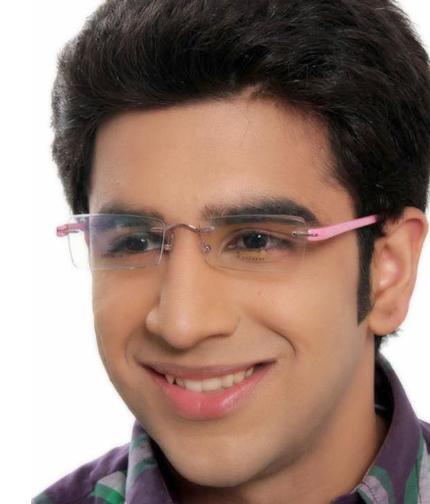 Ultra Light Pink Optical Frame