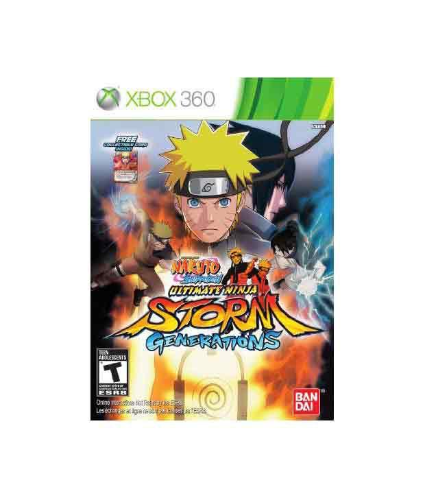 Buy Naruto Shippuden: Ultimate Ninja Storm Generations