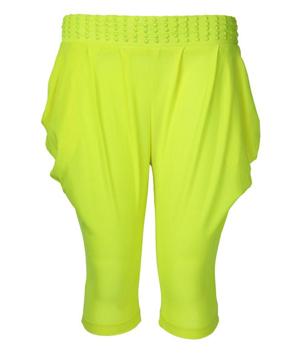 Actuel Yellow Jeggings For Kids