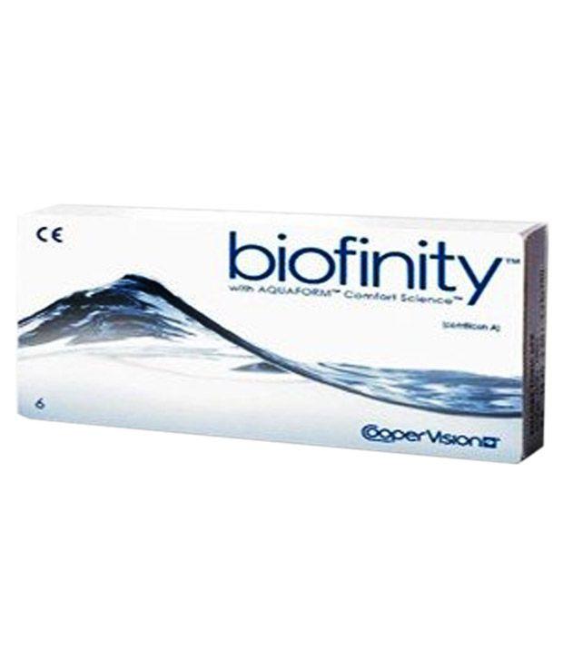 cooper vision biofinity 6 lens box buy cooper vision. Black Bedroom Furniture Sets. Home Design Ideas