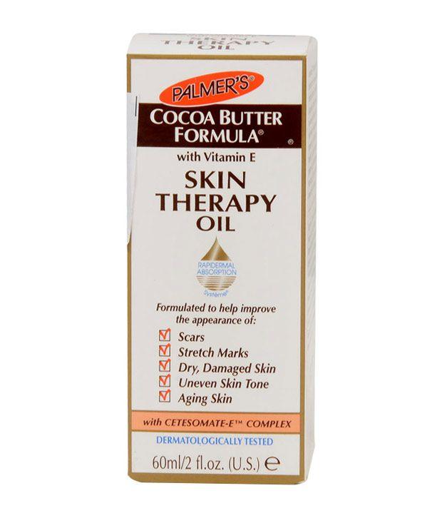 Palmers Cocoa Butter Formula Skin Therapy Oil, Multipurpose Skin Perfecting Oil ,60ml
