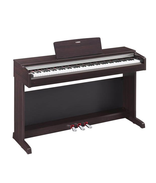 yamaha digital piano arius ydp 142r buy yamaha digital piano arius ydp 142r online at best. Black Bedroom Furniture Sets. Home Design Ideas