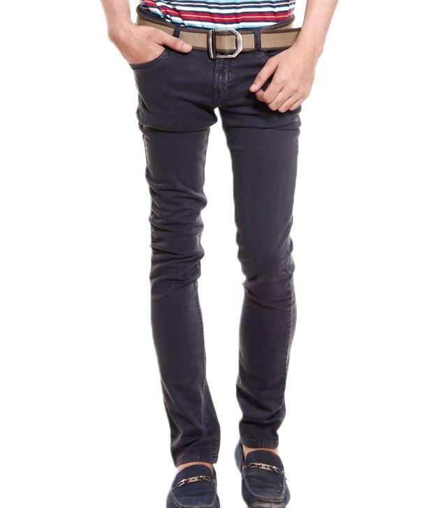 MSD Classy Black Jeans