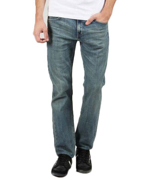 Lee Cooper Originals Classic Blue Jeans