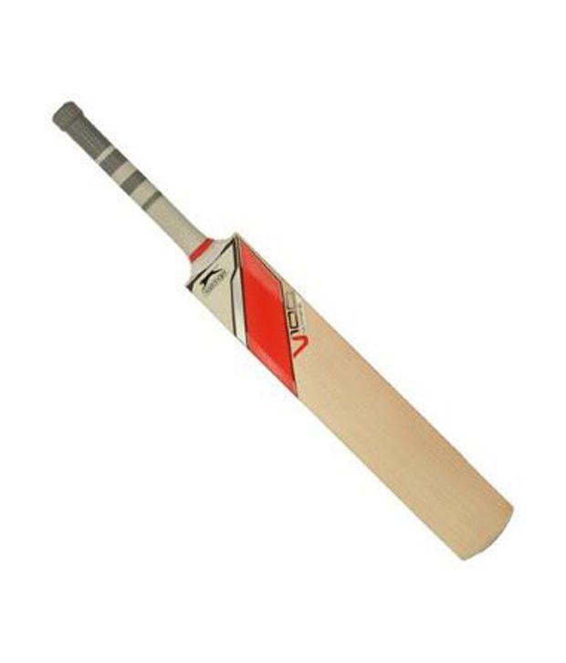 4933c410d9 Slazenger V100 Ultimate Tas English Willow Cricket Bat: Buy Online at Best  Price on Snapdeal