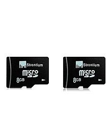 Strontium 8 GB Class 6 Memory Card
