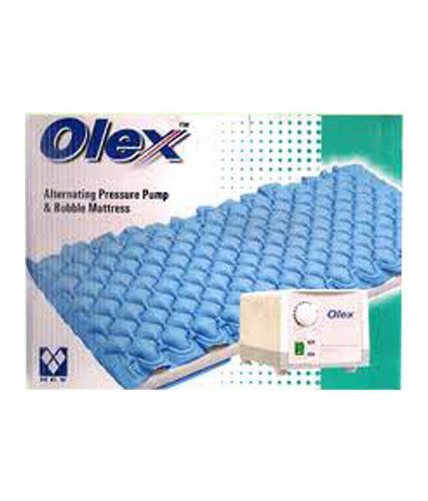 Olex Anti Decubitus Air Bed Pump And Bubble Mattress To