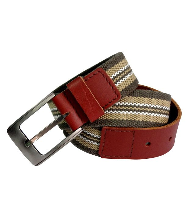 Revo Casual Tan Belt