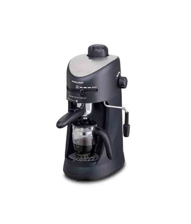 Morphy Richards New Europa CM6 Coffee Maker Black Price in India - Buy Morphy Richards New ...