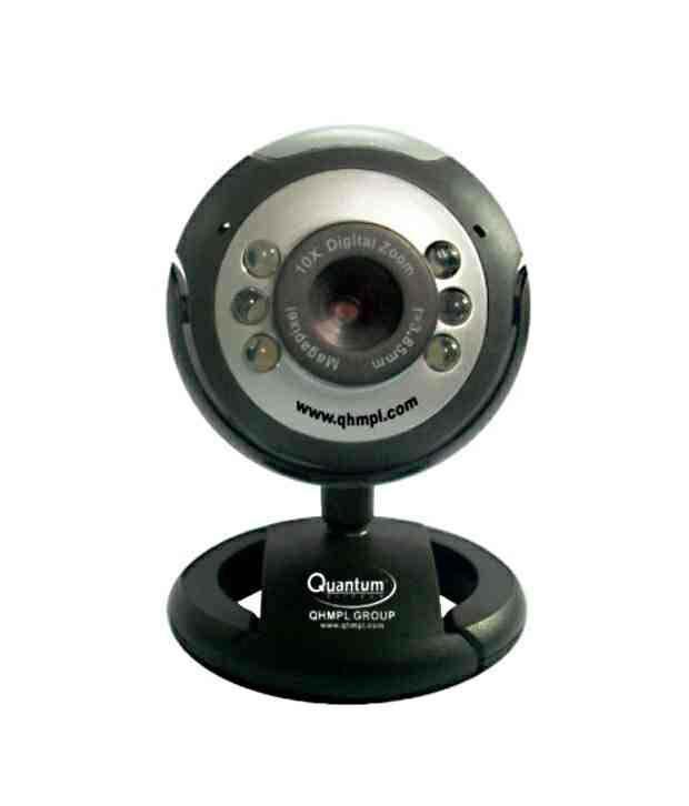 Quantum 495 Lm Camera (With 6 Lights & 25 Megapixel)