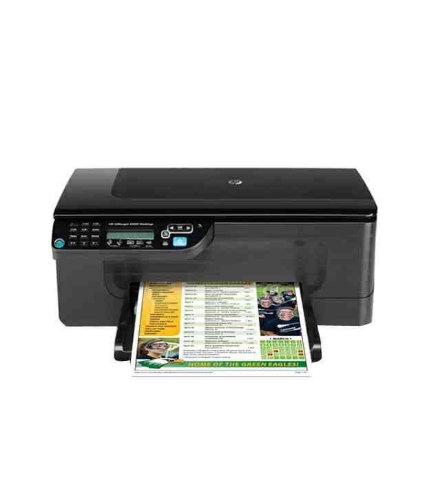 HP Officejet 4500 Desktop - G510b Multifunction Inkjet Printer