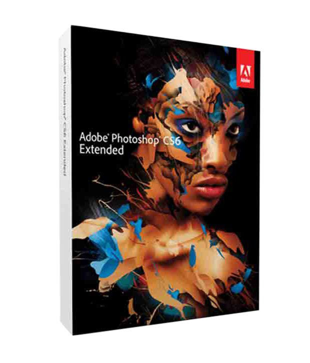 Adobe Photoshop Extended CS6 - Buy Adobe Photoshop ...