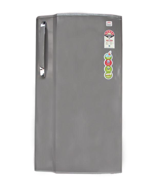 Godrej 185 LTR 185 CH Direct Cool Refrigerator - Grey