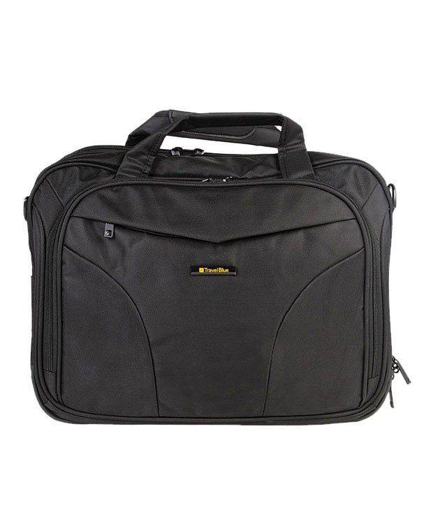 Travel Blue 15.4 inch Laptop Bag - 5 Pockets