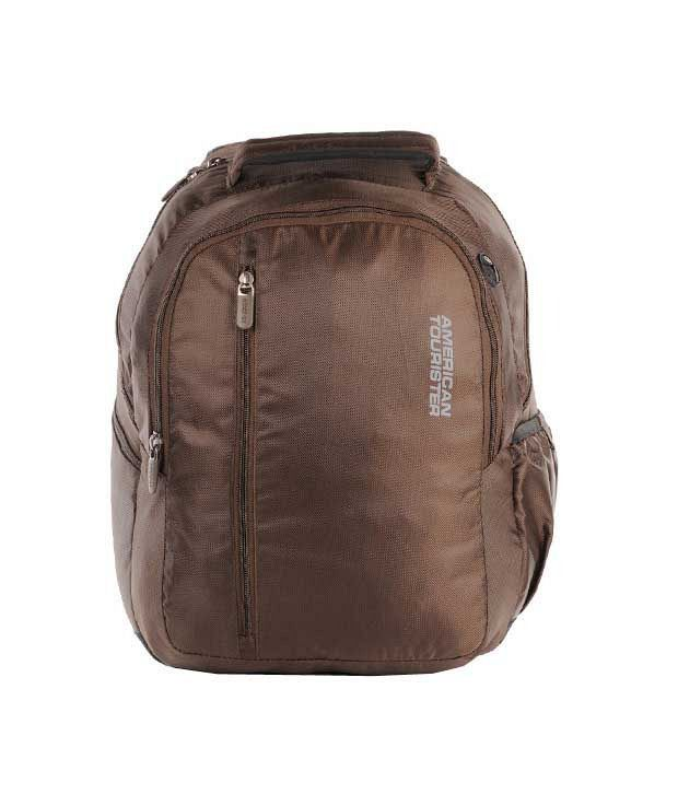 American Tourister Citi Laptop Backpack - Tobacco