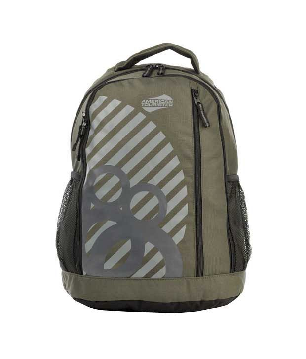 American Tourister Code Backpack - Green