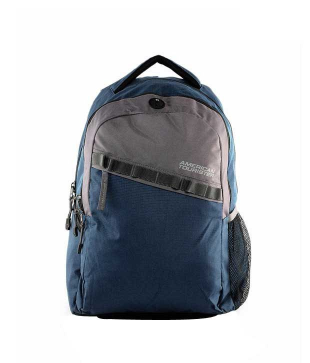 American Tourister Buzz Backpack - Blue