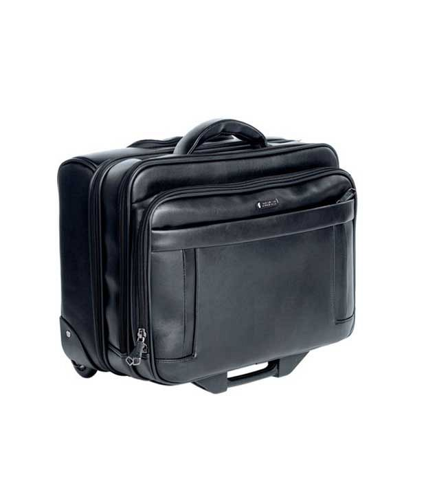 American Tourister  Laptop Wheeler 2 - Black