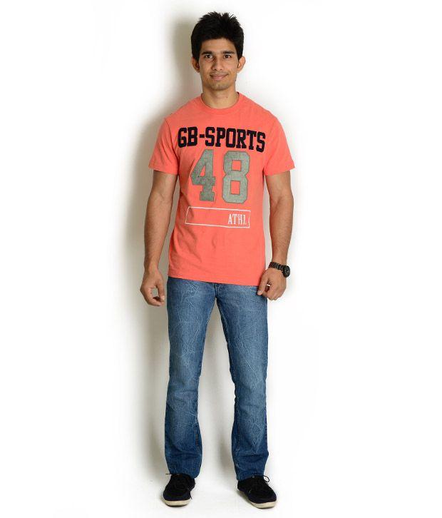 Globus Cool Orange T Shirt