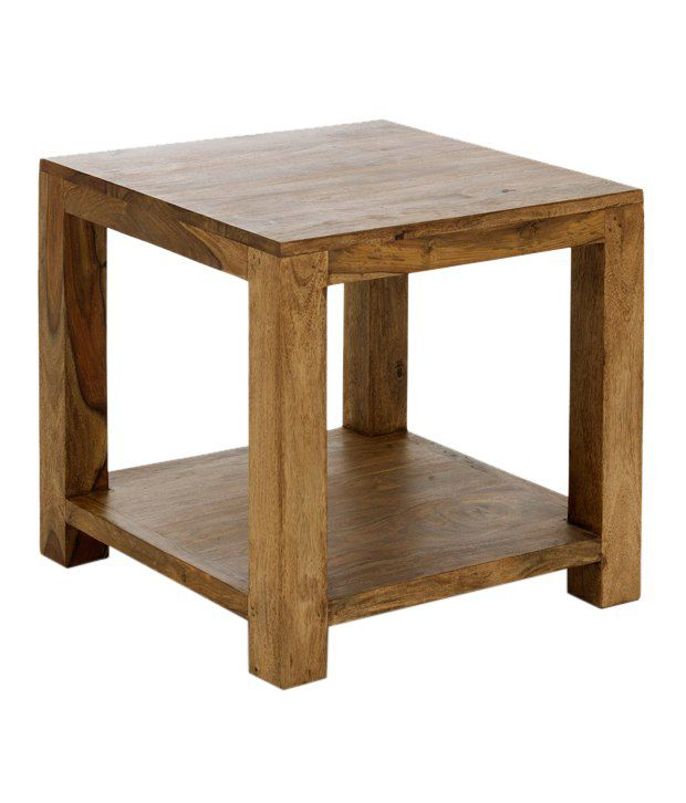 Royal Homz Sheesham Wood Corner Table