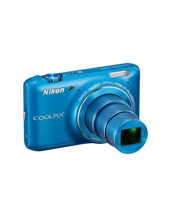 Camera 16MP Nikon S6400 Coolpix Digital POkn0w