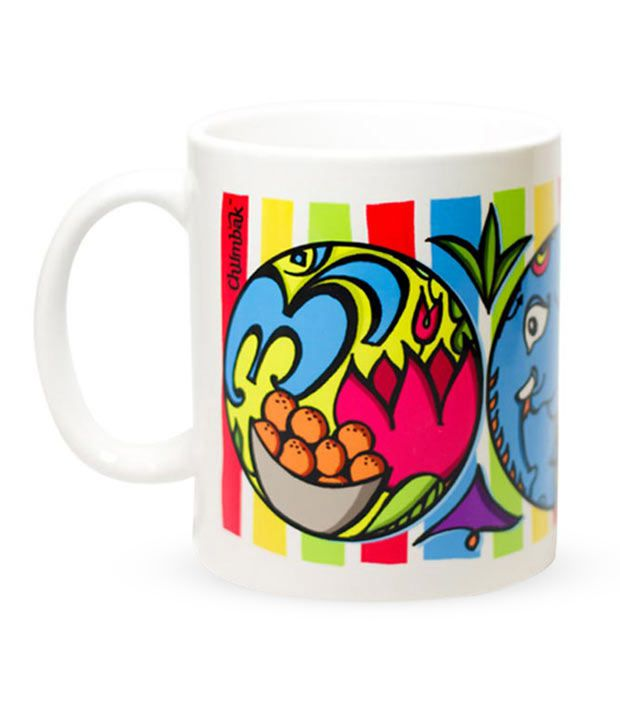Chumbak Ganesha Too Coffee Mug