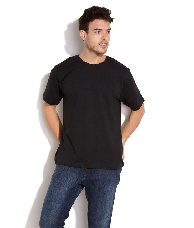 Tee Party Black T Shirt