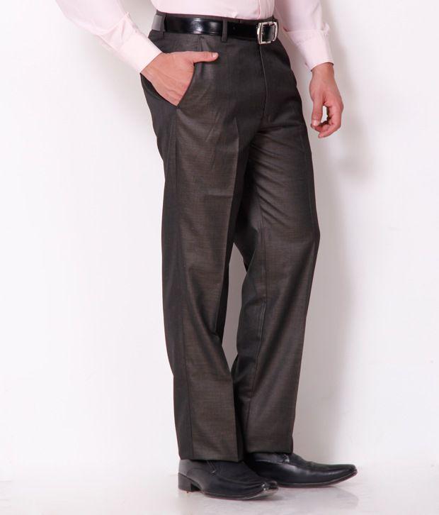 Gansta Brown Premium Trouser