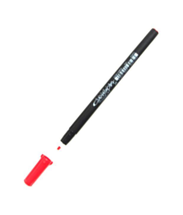Sakura Pigma Calligrapher Red 2mm Pen Pack Of 3 Buy