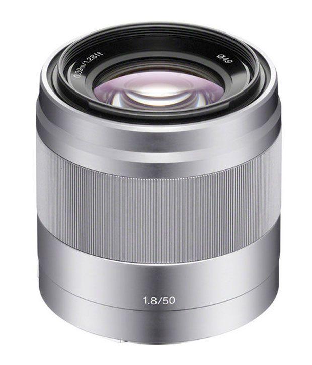 Sony 50mm F/1.8 Portrait Lens (SEL50F18)