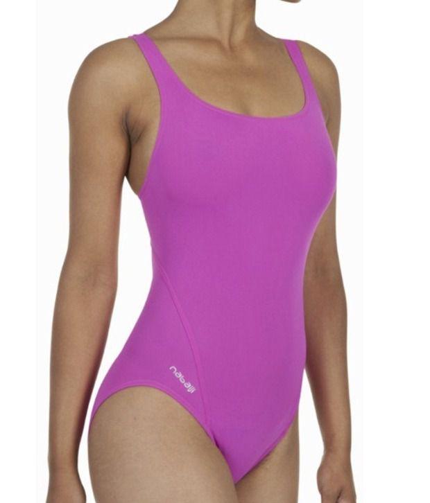 Nabaiji Swimming Kamiye-Pink Swimsuits 8197055/ Swimming Costume