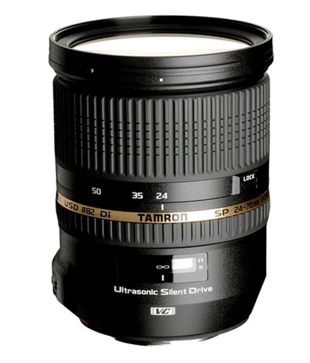 Tamron A007 SP 24-70 mm F/2.8 Di  VC USD (for Sony) Lens