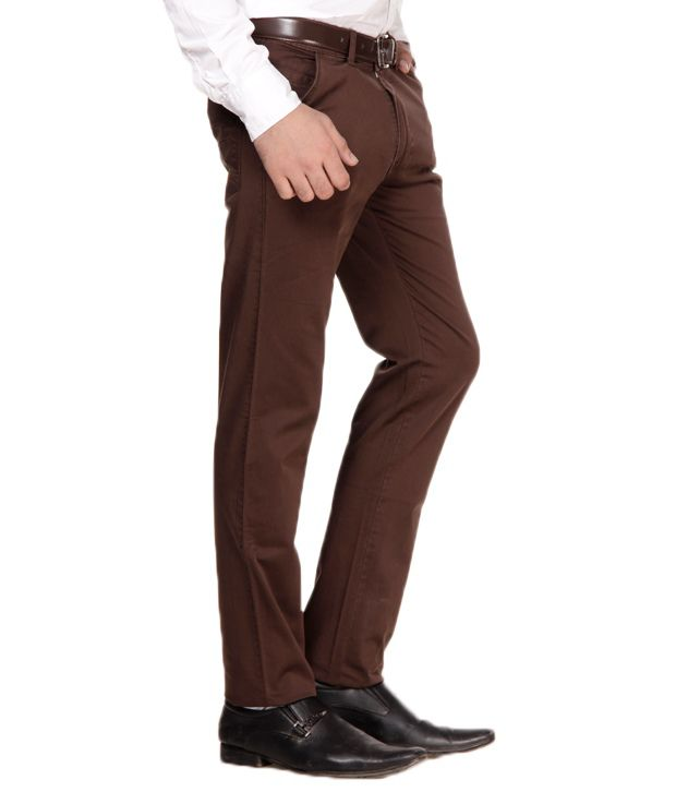 British Terminal Smart Coffee Chinos