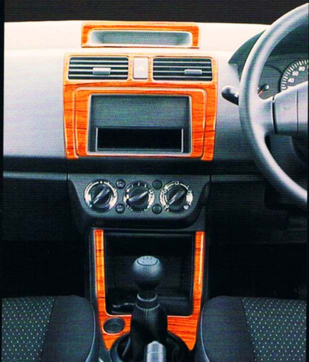 Autographix Wooden Dashboard Trim Maruti Suzuki