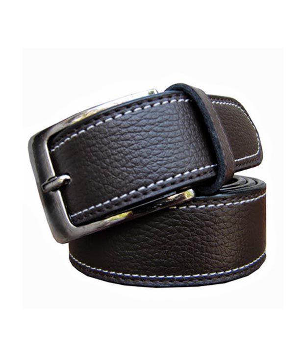 Winsome Deal Brown Formal Belt