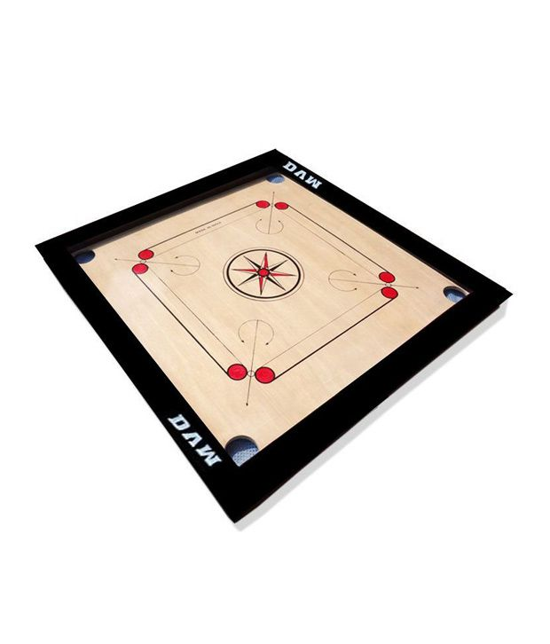 Lianas Premium Carrom Board 30 Inches 1.5 inch Border