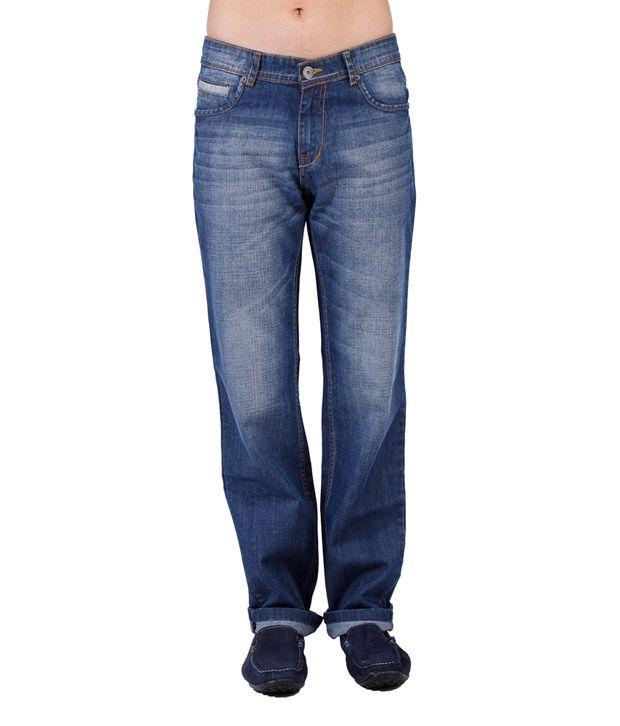 Yepme Avalanche Medium Blue Jeans
