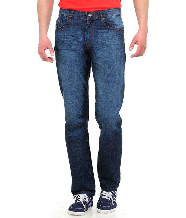 Yepme Vincent Dark Wash Jeans