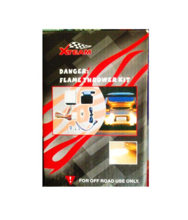 Car Flame Thrower Kit Price