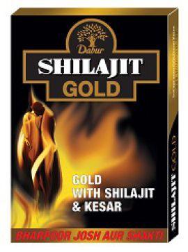 Dabur Shilajit Gold - Capsules