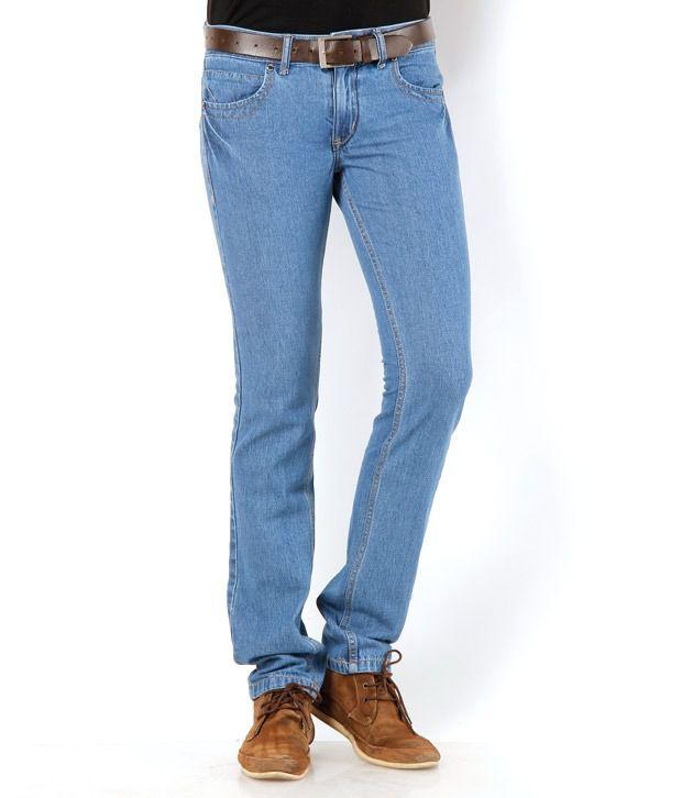 Kevin Black Men's Blue Jeans