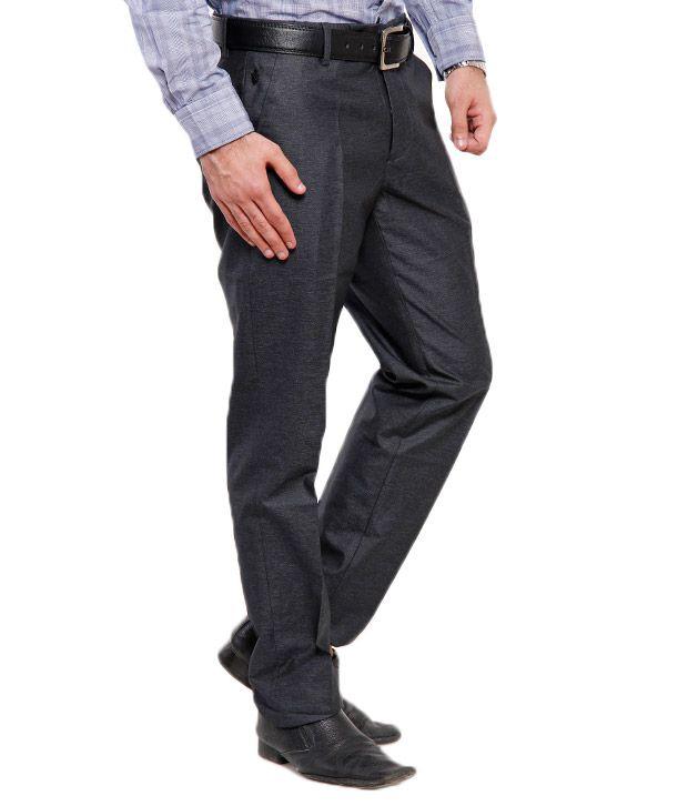 Black Coffee Classy Navy Trouser