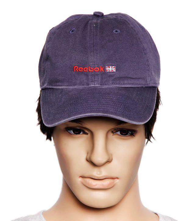 Reebok Fashionable Purple Cap