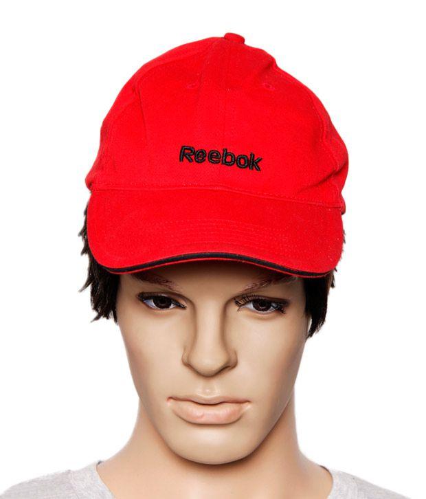 Reebok Fashionable Red Cap