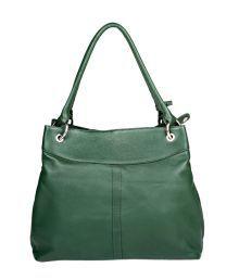 Kara Lumex Green Handbag