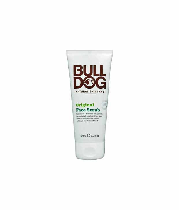 bulldog face scrub bulldog original face scrub 3 3 oz rcn buy bulldog 7073