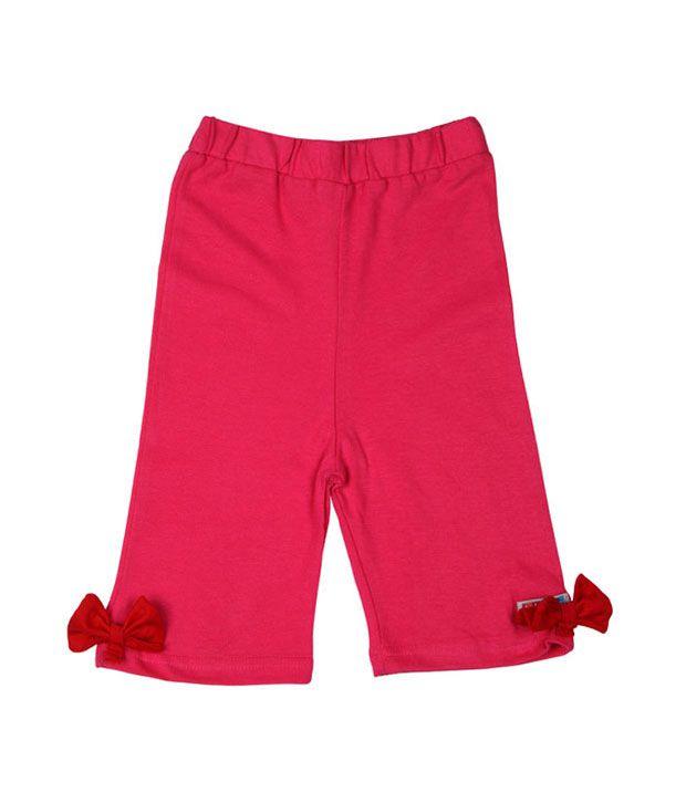 Kidstudio Pink Capris