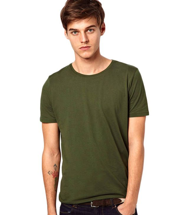 SportZone Green T-Shirt