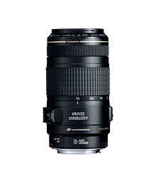 Canon -EF 70-300mm f/4-5.6 IS USM Lens